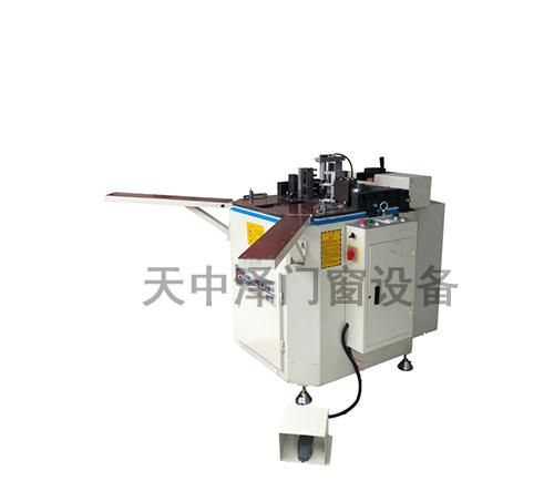 TZZ-ZJG重型加高下沉式液压组角机