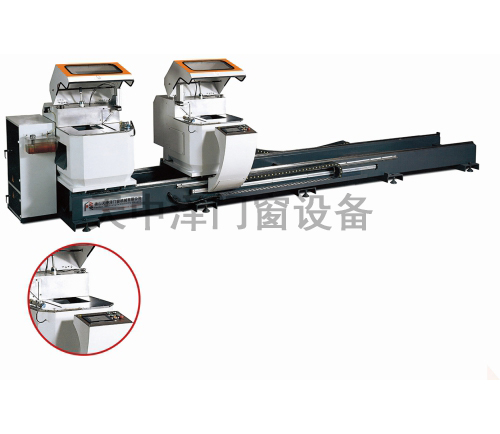 TZZ-SK550数控双头切割机
