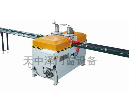 TJ355专业45度卧式V型切割机
