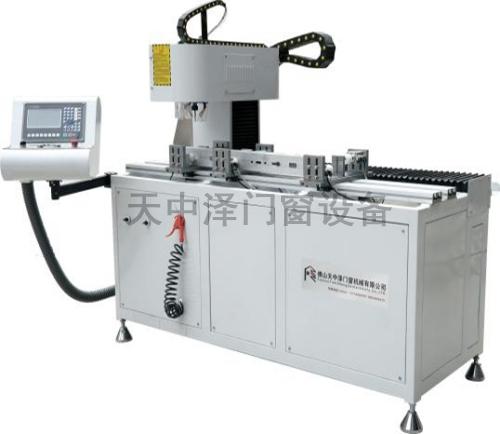 TZZ-CNC-1100铝幕墙数控仿形铣床