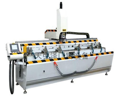 TZZ-CNC-3200铝幕墙数控加工中心